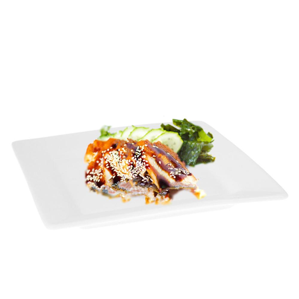 Салат чука с угрём