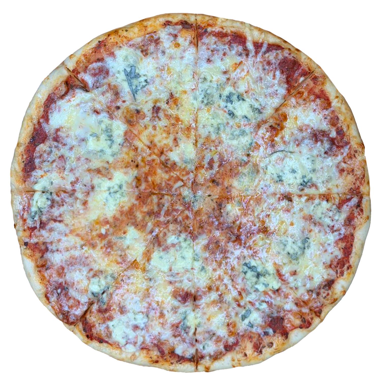 Четыре сыра 33 см