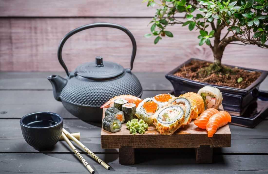 Как правильно подавать суши и роллы к столу? / Макитория Блог